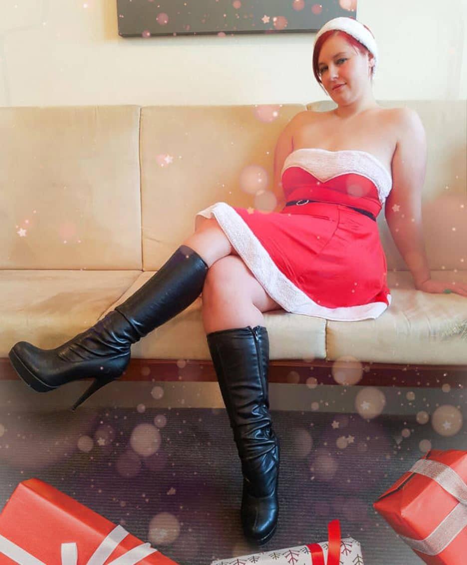 weihnachtsfrau ficken